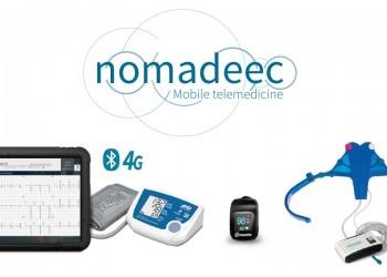 Nomadeec mobile telemedicine